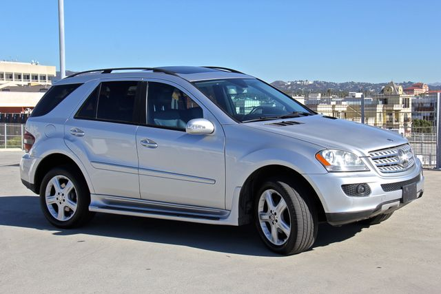 2008 Mercedes-Benz ML350 3.5L Reseda, CA 3