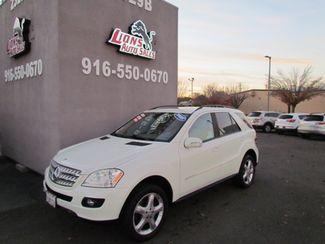 2008 Mercedes-Benz ML350 3.5L DVD Super Clean in Sacramento, CA 95825