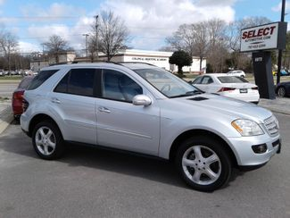 2008 Mercedes-Benz ML350 35L  city Virginia  Select Automotive (VA)  in Virginia Beach, Virginia