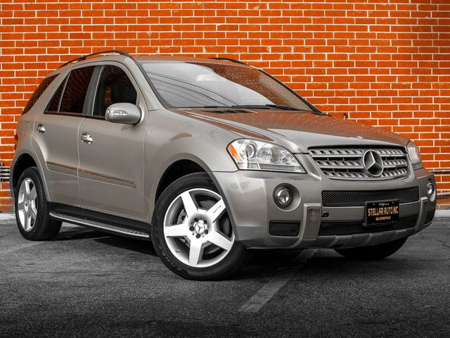 2008 Mercedes-Benz ML550 5.5L Burbank, CA 1