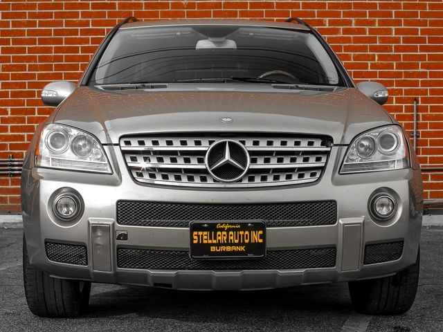 2008 Mercedes-Benz ML550 5.5L Burbank, CA 2