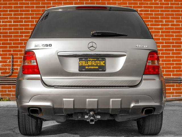 2008 Mercedes-Benz ML550 5.5L Burbank, CA 3