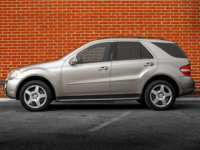 2008 Mercedes-Benz ML550 5.5L Burbank, CA 5
