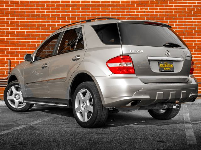 2008 Mercedes-Benz ML550 5.5L Burbank, CA 7