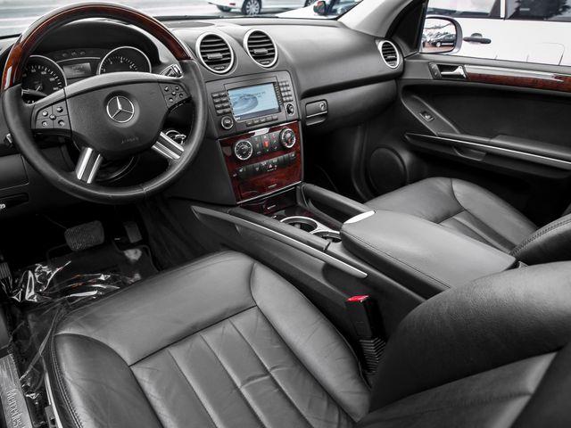 2008 Mercedes-Benz ML550 5.5L Burbank, CA 9