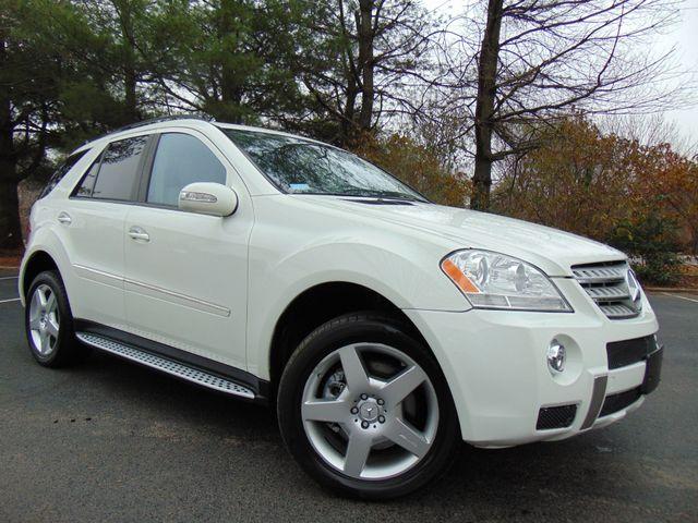 2008 Mercedes-Benz ML550 5.5L in Leesburg, Virginia 20175