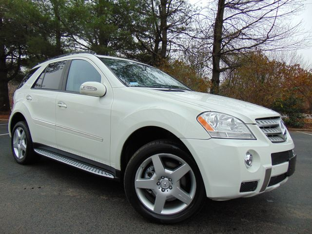 2008 Mercedes-Benz ML550 5.5L