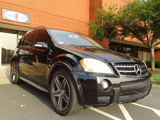 2008 Mercedes-Benz ML63 6.3L AMG