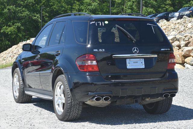 2008 Mercedes-Benz ML63 6.3L AMG Naugatuck, Connecticut 2