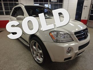 2008 Mercedes Ml63 Amg EXTREMELY CLEAN,  SOLID MASTERPIECE. Saint Louis Park, MN