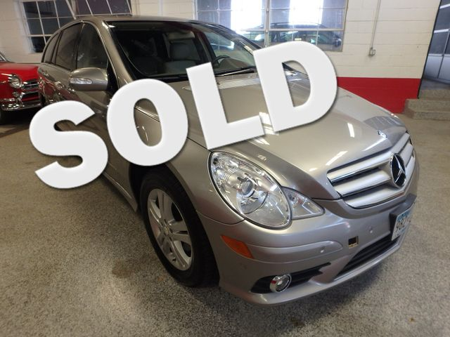 2008 Mercedes R350 4matic 3RD ROW, SEATS 7,  FAMILY FRIENDLY! Saint Louis Park, MN