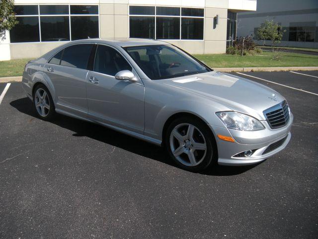 2008 Mercedes-Benz S Class S550 Chesterfield, Missouri