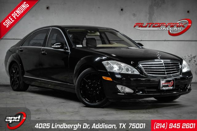 2008 Mercedes-Benz S550 w/ P3 Package & Night Assist