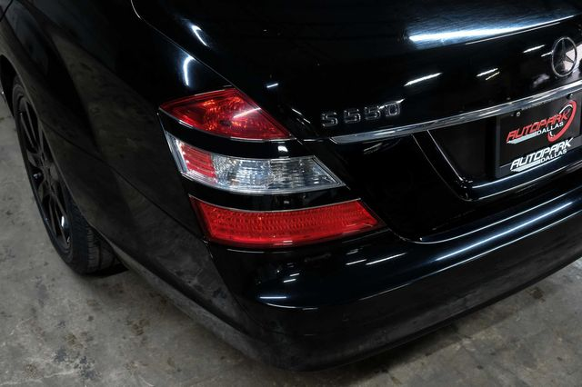 2008 Mercedes-Benz S550 w/ P3 Package & Night Assist in Addison, TX 75001