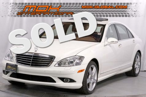 2008 Mercedes-Benz S550 - Sport AMG - Keyless GO - ONLY 17K miles in Los Angeles