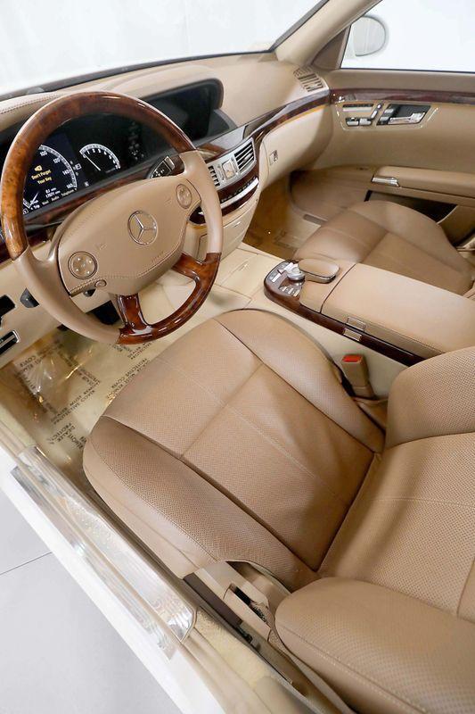2008 Mercedes-Benz S550 - Sport AMG - Keyless GO - ONLY 17K miles  city California  MDK International  in Los Angeles, California