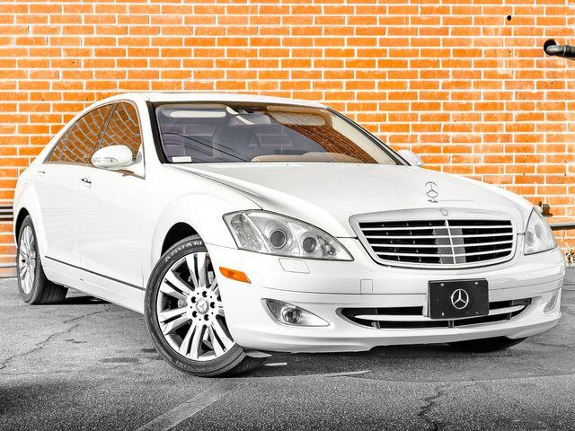 2008 Mercedes-Benz S550 5.5L V8 Burbank, CA 4