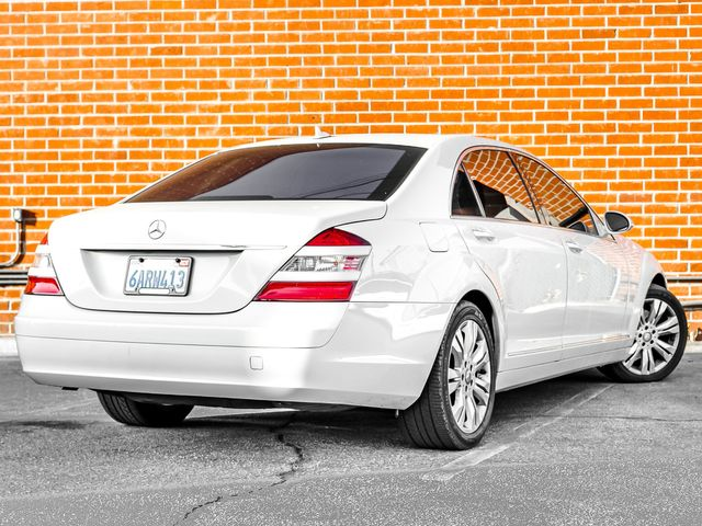 2008 Mercedes-Benz S550 5.5L V8 Burbank, CA 6