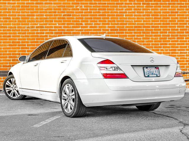 2008 Mercedes-Benz S550 5.5L V8 Burbank, CA 7