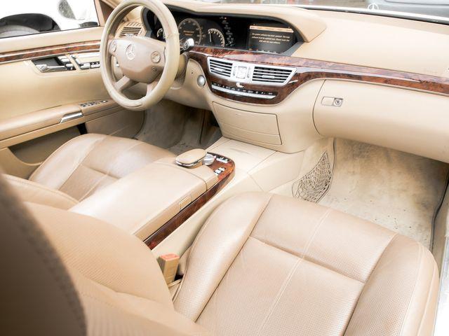 2008 Mercedes-Benz S550 5.5L V8 Burbank, CA 23