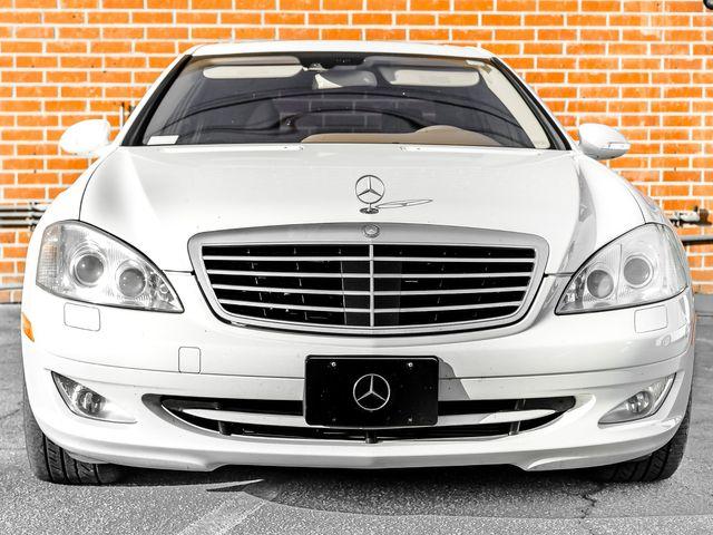 2008 Mercedes-Benz S550 5.5L V8 Burbank, CA 13