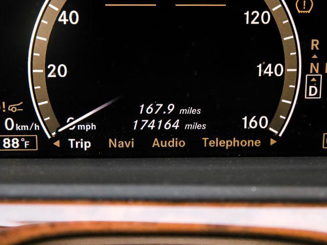 2008 Mercedes-Benz S550 5.5L V8 Burbank, CA 36