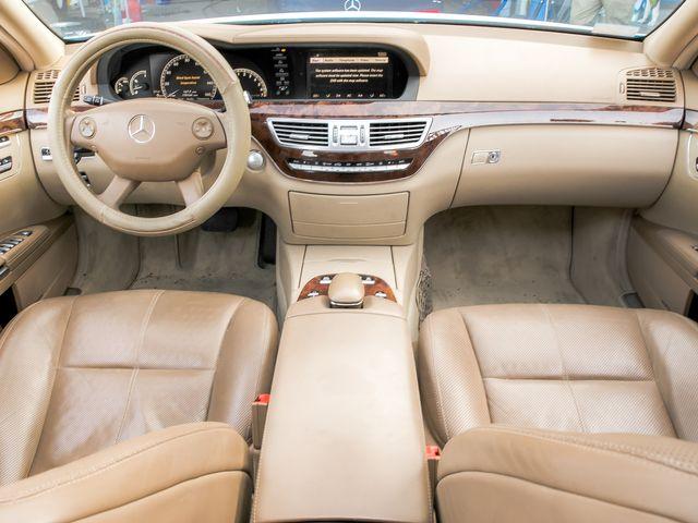 2008 Mercedes-Benz S550 5.5L V8 Burbank, CA 19