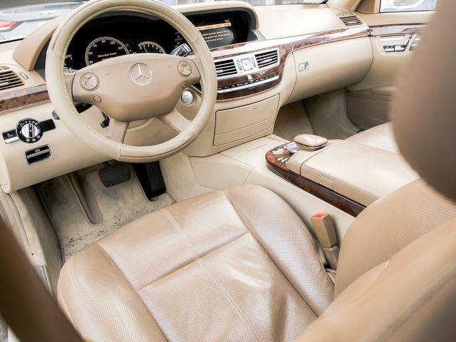 2008 Mercedes-Benz S550 5.5L V8 Burbank, CA 20