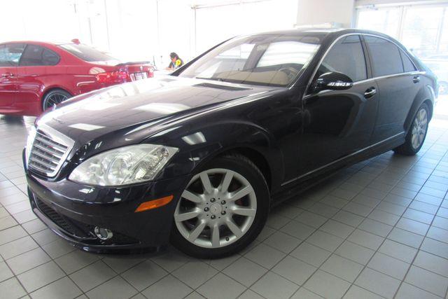 2008 Mercedes-Benz S550 5.5L V8 W/ NAVIGATION SYSTEM/ BACK UP CAM Chicago, Illinois 2