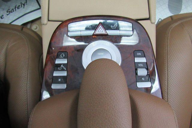 2008 Mercedes-Benz S550 5.5L V8 W/ NAVIGATION SYSTEM/ BACK UP CAM Chicago, Illinois 22