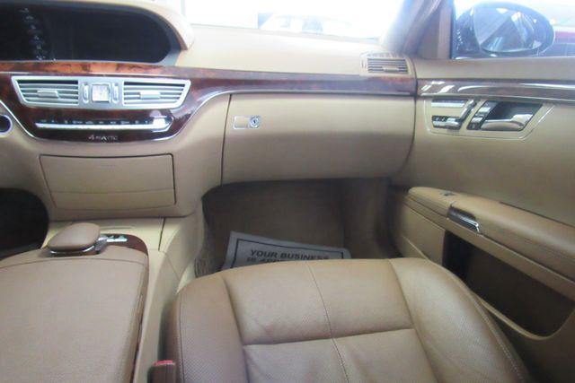 2008 Mercedes-Benz S550 5.5L V8 W/ NAVIGATION SYSTEM / BACK UP CAM Chicago, Illinois 10