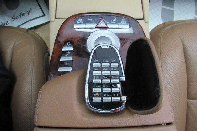 2008 Mercedes-Benz S550 5.5L V8 W/ NAVIGATION SYSTEM / BACK UP CAM Chicago, Illinois 23