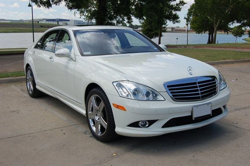 2008 Mercedes-Benz S550 CERTIFIED PRE-OWNED ONLY 12K MILES in Rowlett, Texas
