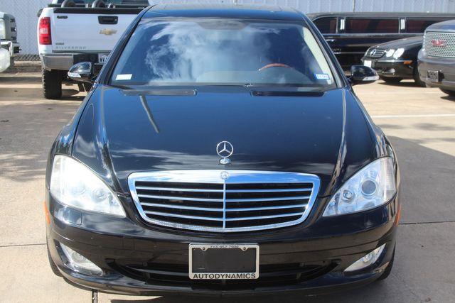 2008 Mercedes-Benz S550 5.5L V8 Houston, Texas 1