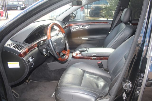 2008 Mercedes-Benz S550 5.5L V8 Houston, Texas 12