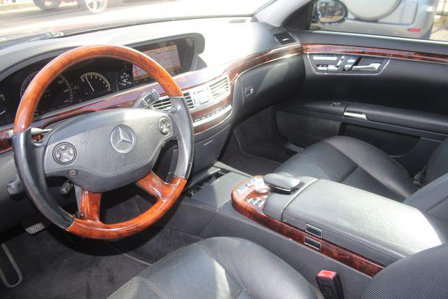 2008 Mercedes-Benz S550 5.5L V8 Houston, Texas 13
