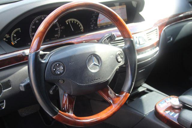 2008 Mercedes-Benz S550 5.5L V8 Houston, Texas 14