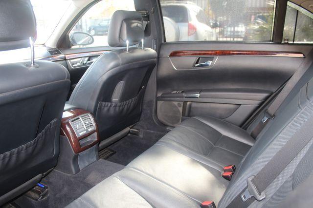 2008 Mercedes-Benz S550 5.5L V8 Houston, Texas 17