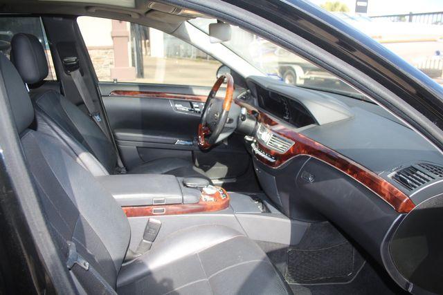 2008 Mercedes-Benz S550 5.5L V8 Houston, Texas 19