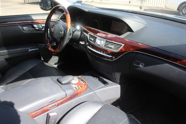 2008 Mercedes-Benz S550 5.5L V8 Houston, Texas 20