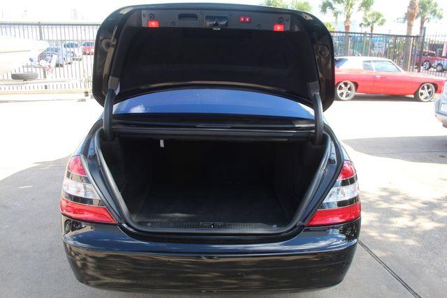 2008 Mercedes-Benz S550 5.5L V8 Houston, Texas 25