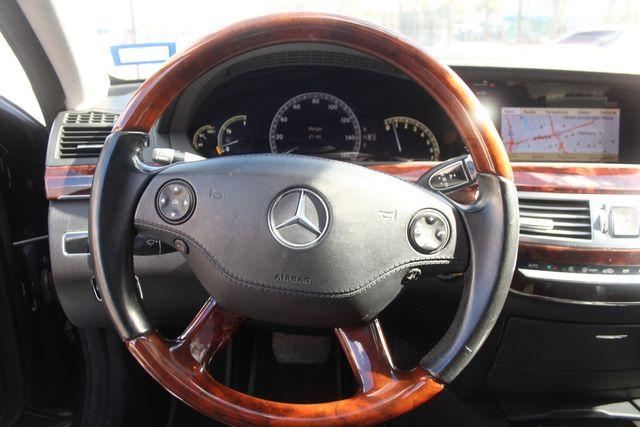 2008 Mercedes-Benz S550 5.5L V8 Houston, Texas 27