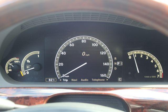 2008 Mercedes-Benz S550 5.5L V8 Houston, Texas 28