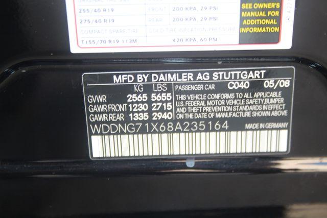 2008 Mercedes-Benz S550 5.5L V8 Houston, Texas 43