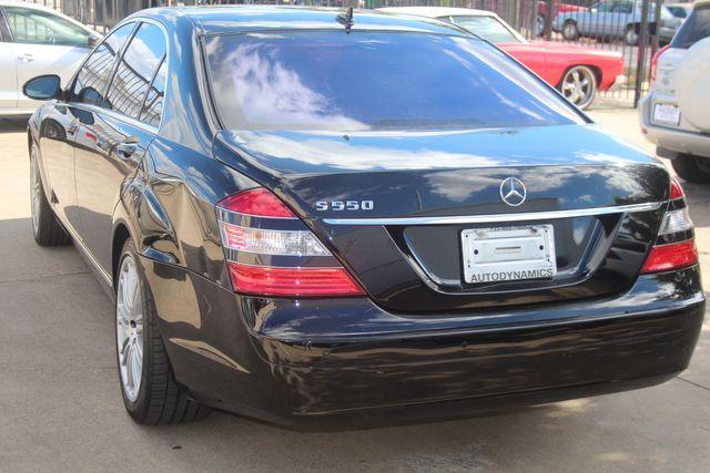 2008 Mercedes-Benz S550 5.5L V8 Houston, Texas 7