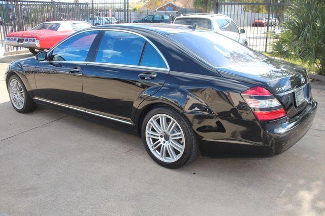 2008 Mercedes-Benz S550 5.5L V8 Houston, Texas 8