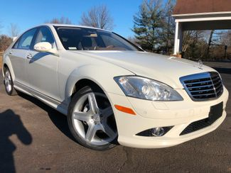 2008 Mercedes-Benz S550 5.5L V8 in Leesburg, Virginia 20175