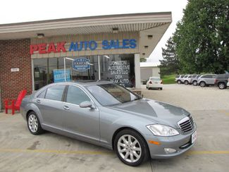 2008 Mercedes-Benz S550 5.5L V8 in Medina, OHIO 44256