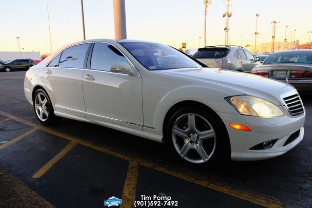 2008 Mercedes-Benz S550 5.5L V8 AMG SPORT PACKAGE / NIGHT VISION in Memphis, Tennessee 38115