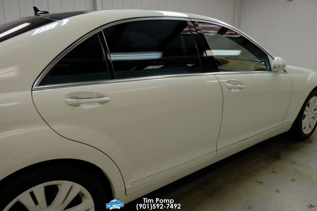 2008 Mercedes-Benz S550 PANO ROOF SPORT PACKAGE NIGHT VISION in Memphis, Tennessee 38115